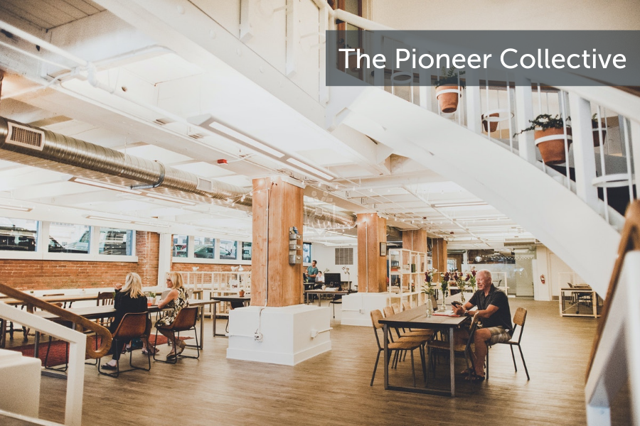 The Pioneer Collective in Seattle and Tacoma offers flexible workspaces for enterprise employees who Work From Anywhere