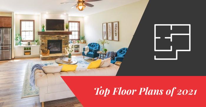 Top Floorplans of 2021