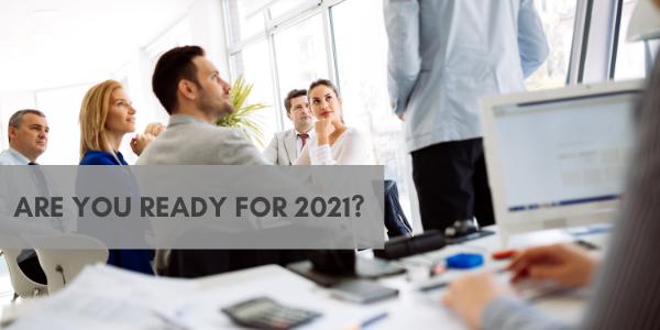 7 Ways Training will Change in 2021