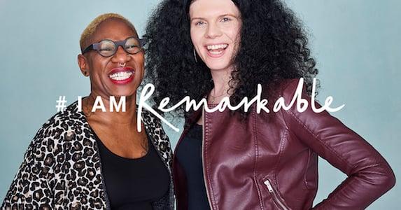 What is #IamRemarkable?