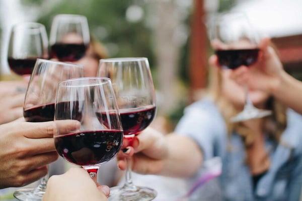 Hvor meget BI er der i tilbuddet på en god Bordeaux?