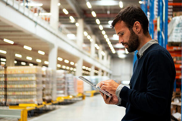Scale up your inventorymanagement processwith Microsoft Dynamics 365