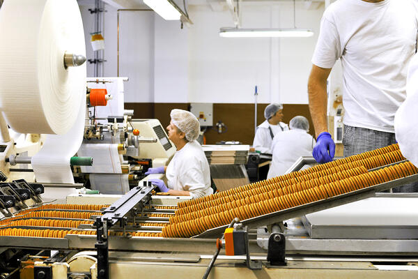 5 ways food manufacturers can future-proof operations post-pandemic
