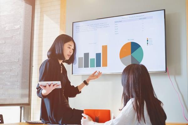 Democratizing data through Microsoft Power BI's Q&A feature