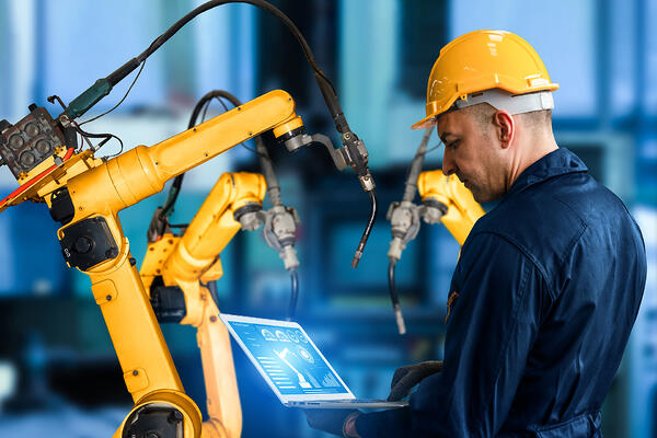 What is Intelligent Manufacturing, and How Can It Help Discrete Manufacturers Navigate the Changing Landscape?