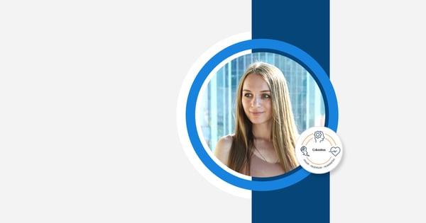 Яна Бычук: «Моя цель – развиваться как профессионал, которому доверяют реализацию крупных проектов»