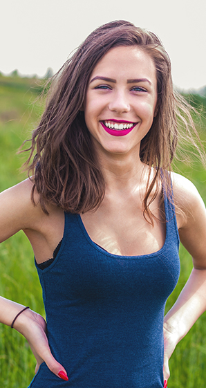 Women with youthful skin that you can achieve with VelaShape