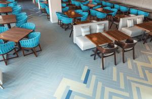 Tile Designed for a Pandemic
