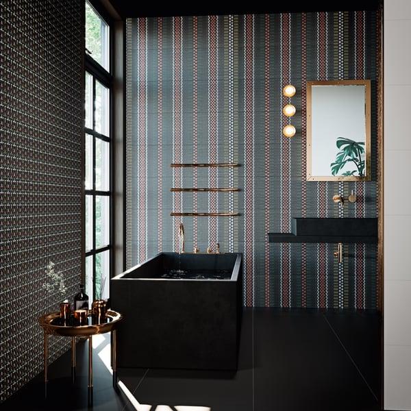 Tantalizing Bathroom Texture