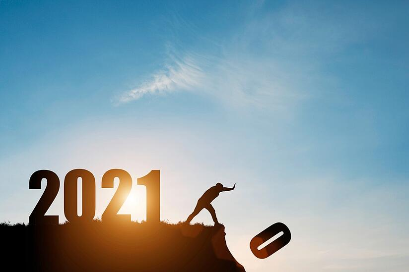 Predictions and Resolutions for 2021