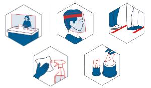 4 outils de protection sanitaire pour garantir la sécurité du public