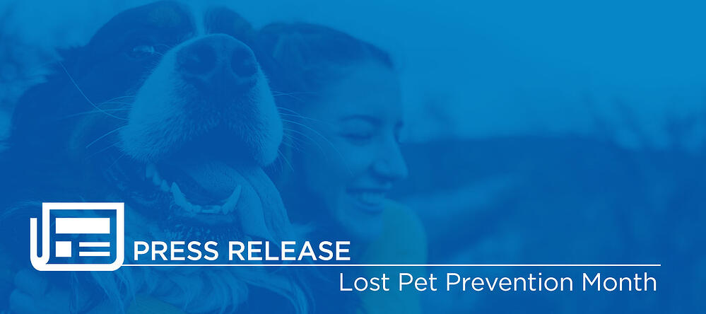 Invisible Fence® Brand to Host Nationwide Contest for Lost Pet Prevention Month