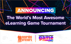 Announcing: The World's Most Awesome eLearning Game Tournament