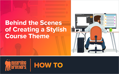 Webinar: Behind the Scenes of Creating a Stylish Course Theme