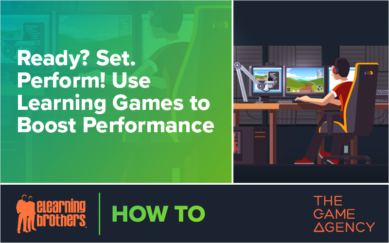 Webinar: Ready? Set. Perform! Use learning Games to Boost Performance