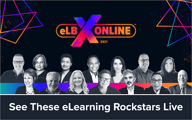 See These eLearning Rockstars Live