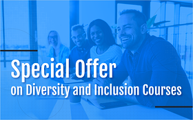 Special Offer on Diversity and Inclusion Courses