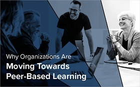 Keep Training Fresh: Reasons to Do Peer-Based Learning Today