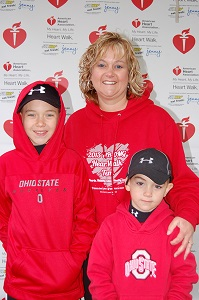 heart walk lorain county