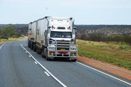 trucking company, truck, fleet management software