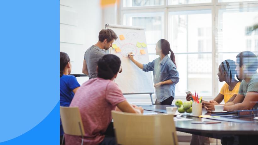image representing Prepare for Team Meetings: 5 Keys to Building Impactful Agendas