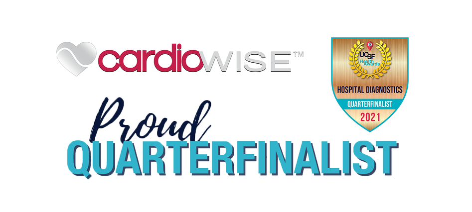 CardioWise Named Quarterfinalists at the UCSF Health Awards