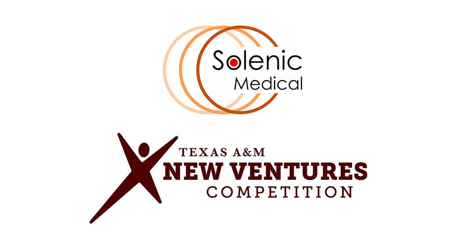 Solenic Medical Wins Big at the 2021 Texas A&M New Ventures Competition