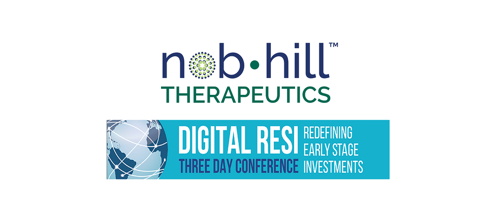 Nob Hill Therapeutics Selected as a Finalist for RESI Innovator's Pitch Challenge