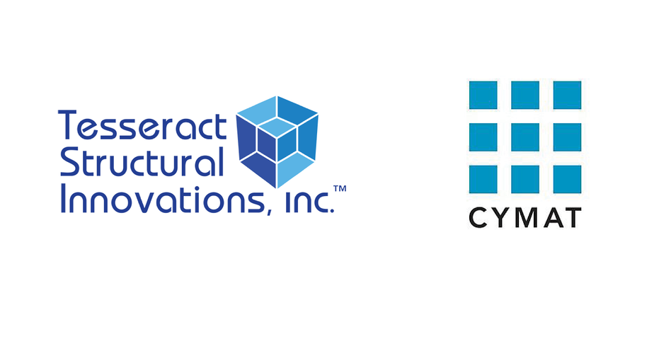 Tesseract Structural Innovations and Cymat Technologies Announce Co-Operation Agreement