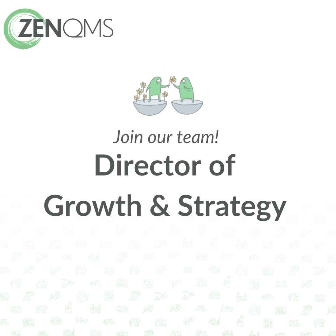 Director of Growth & Strategy