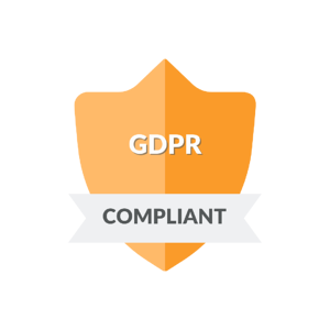 A yellow badge noting that ZenQMS is GDPR compliant