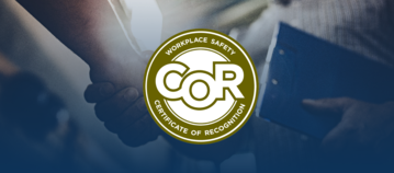 West Canadian Achieves Certificate of Recognition (COR) in Alberta