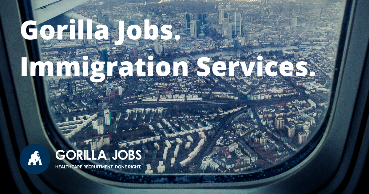 Gorilla Jobs Blog Launching Immigration Services Australian Doctors