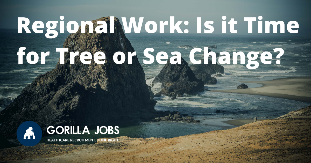 Gorilla Jobs Blog Is It Time For Sea Change To Regional Work