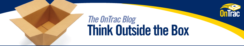OnTrac Blog: Think Outside the Box