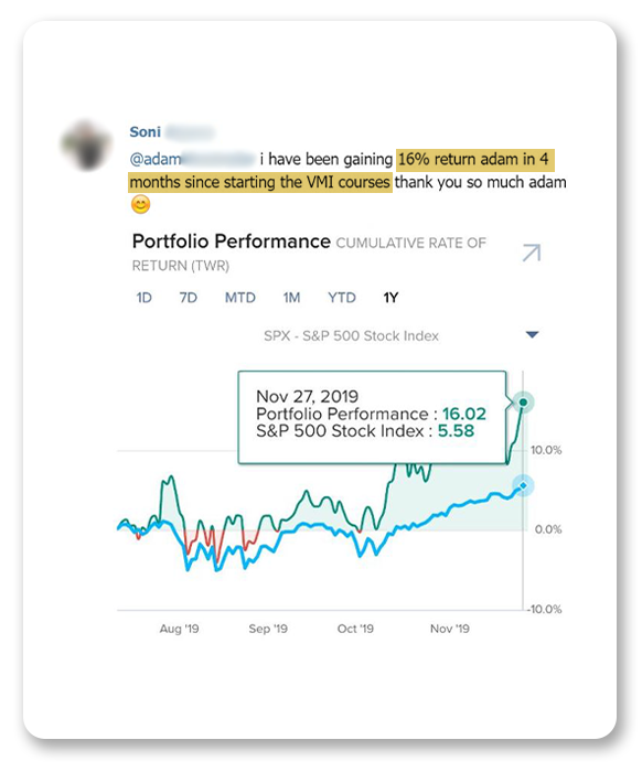 Value Momentum Investing course review - Soni-1