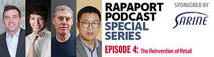 """""""The Reinvention of Retail"""": recap of the key podcast highlights"""