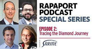 """Tracing the Diamond Journey"":  Episode 2"