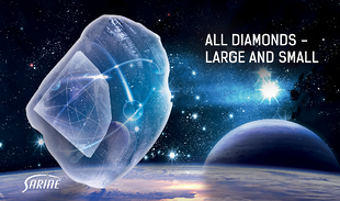 Big and Small - Sarine's Technology Has Every Diamond Covered