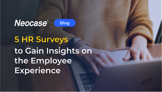 HR Surveys for the Employee Experience
