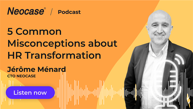 5 Common Misconceptions about HR Transformation