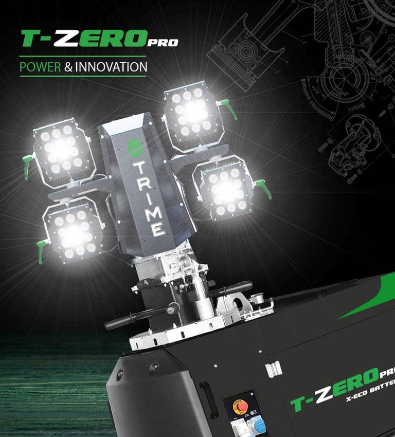 Wego T-ZERO – Diesel-Free Lighting and Power by 2025