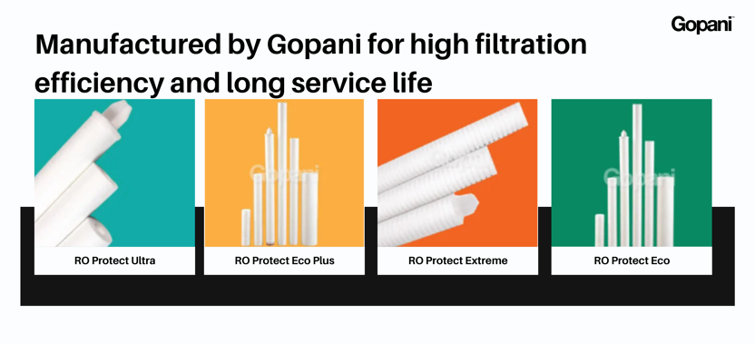 4 Outstanding Depth Cartridge Filter Variants for RO Membrane Protection