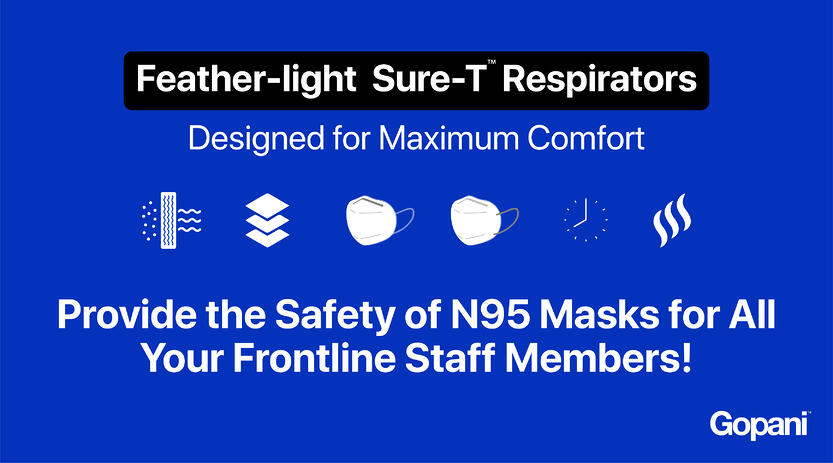 Wear Masks for 95% Covid Protection - Stay Safe Through Another Year of Covid Disruptions