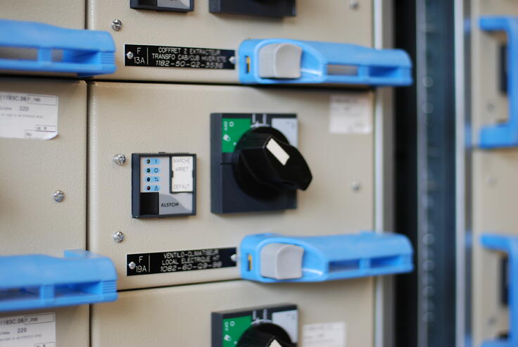 Why choose COMECA Services for your switchboard