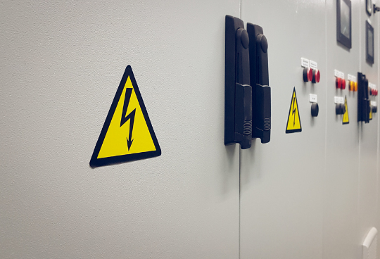 Personal safety is the first thing you should think about before entering the electrical substation.