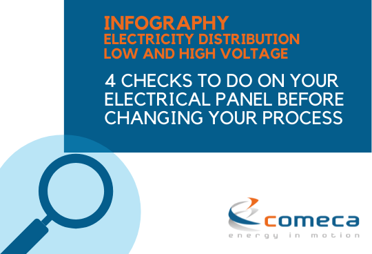 4 checks to do on your electrical panel before changing your process