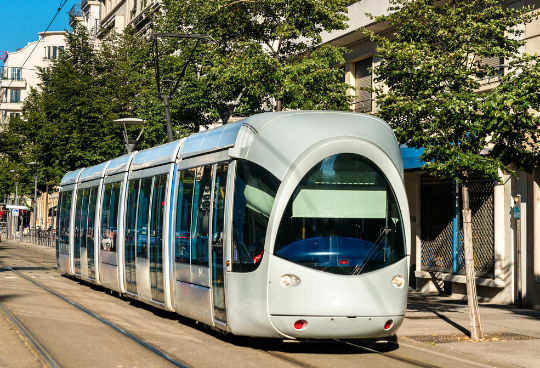 COMECA modernises the on-board HVAC systems of the Lyon tramway