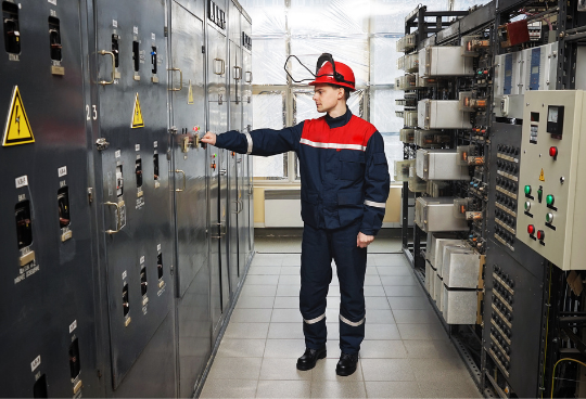 Extending the LV switchboards : guaranteeing the level of safety