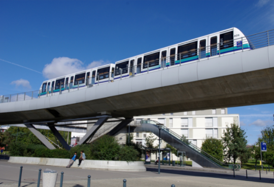 Comeca participates in the renovation of the Val de Rennes metro